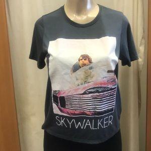 Star Wars Sky Walker Crop Top